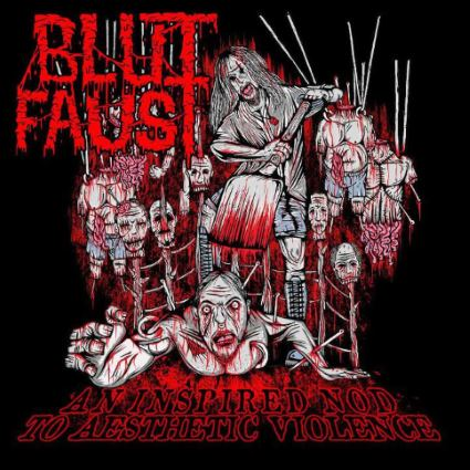 Blut Faust - An Inspired Nod to Aesthetic Violence