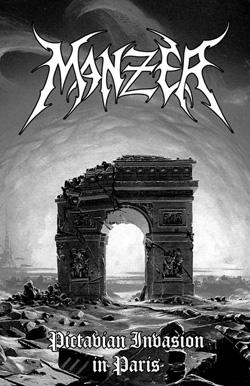 Manzer - Pictavian Invasion in Paris