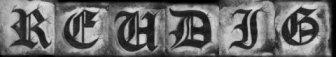 Reudig - Logo