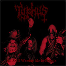 Typhus - All Shall Worship Me in Despair