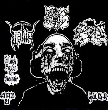 Godass / Уфир / Trachrabrurbruella - Black Seeds of Despair