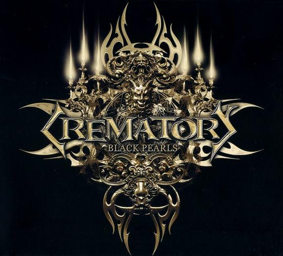 Crematory - Black Pearls