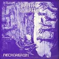 Death Courier - Necrorgasm