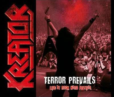 Kreator - Terror Prevails - Live at Rock Hard Festival