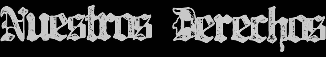 Nuestros Derechos - Logo