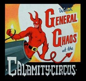 General Chaos - Calamity Circus