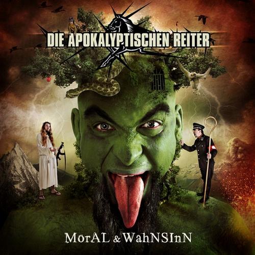 Die Apokalyptischen Reiter - Moral & Wahnsinn