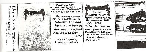 Pathalog - Demo 1#