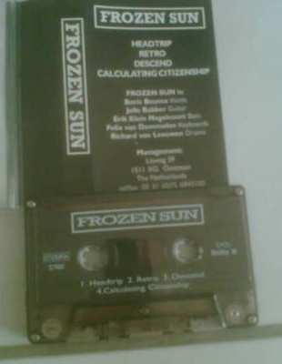Frozen Sun - Advance Tape 1998