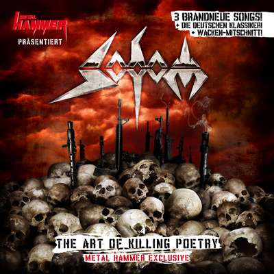 Sodom - The Art of Killing Poetry