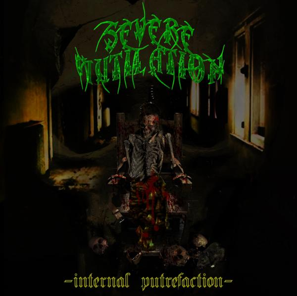 Severe Mutilation - Internal Putrefaction