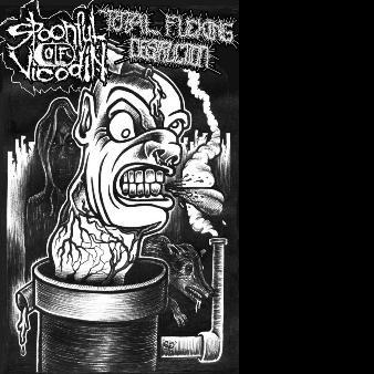 Total Fucking Destruction - Spoonful of Vicodin / Total Fucking Destruction