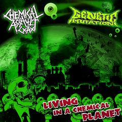 Chemical Assault / Genetic Mutation - Living in a Chemical Planet