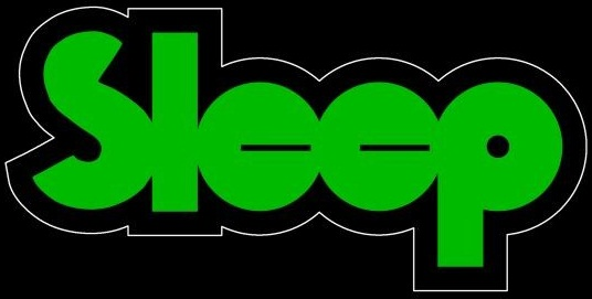 Sleep - Logo