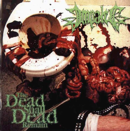 Impaled - The Dead Shall Dead Remain
