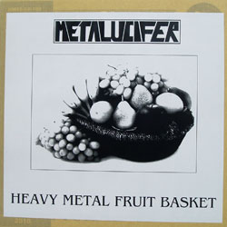 Metalucifer - Live Tormentharou (Heavy Metal Fruit Basket)