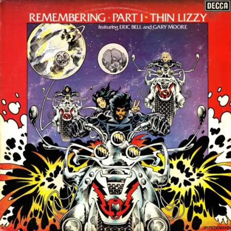 Thin Lizzy - Remembering - Part 1