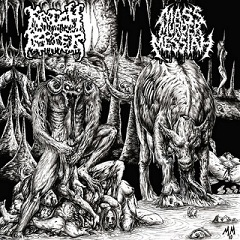 Krotchripper / Mass Murder Messiah - Krotchripper / Mass Murder Messiah
