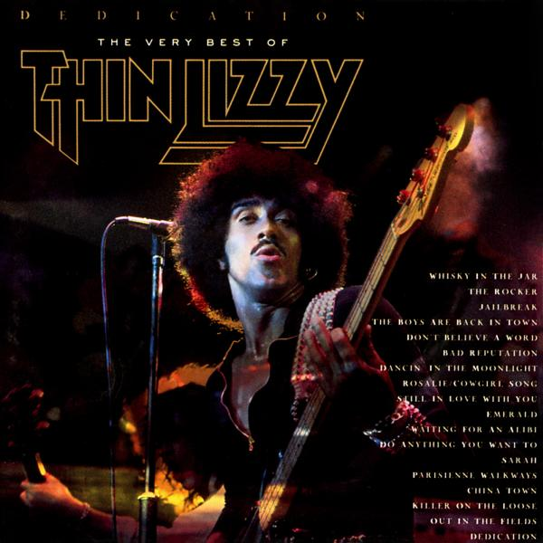 Thin Lizzy - The Very Best of Thin Lizzy - Dedication