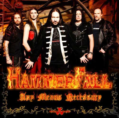 HammerFall - Any Means Necessary