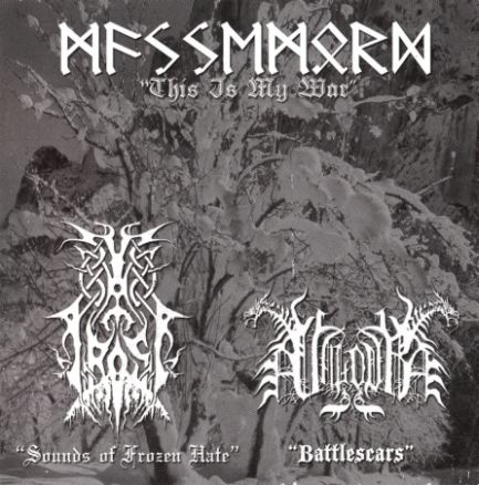 Massemord / The Frost / Valdur - Battlescars / Sounds of Frozen Hate / This Is My War