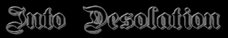 Into Desolation - Logo