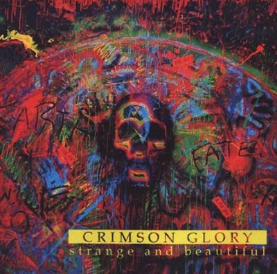 Crimson Glory - Strange and Beautiful