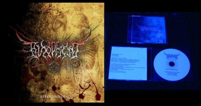 Bloodfiend - Revolting Death