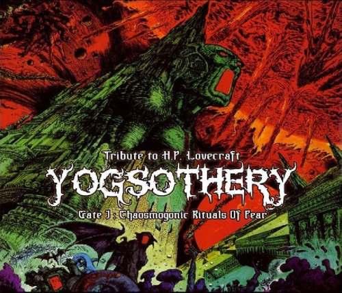 Aarni / Umbra Nihil / Caput LVIIIm - Yogsothery - Gate 1: Chaosmogonic Rituals of Fear