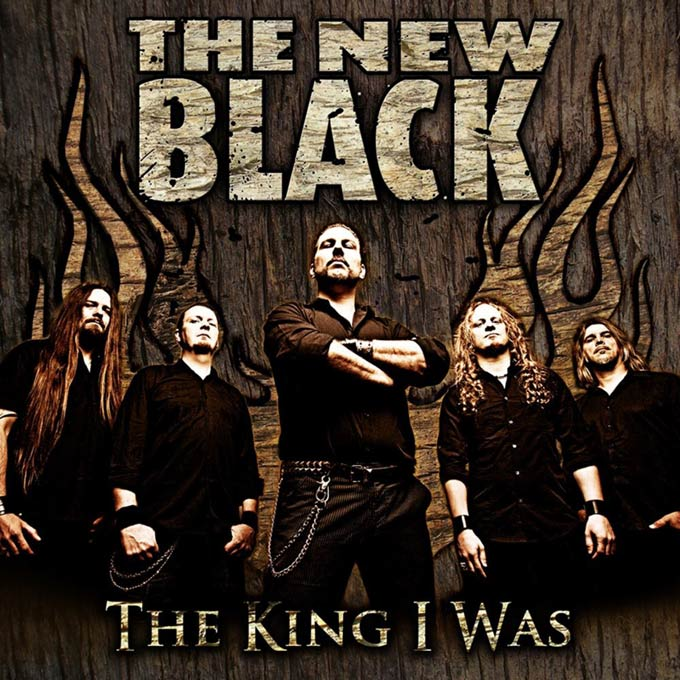The New Black - The King I Was