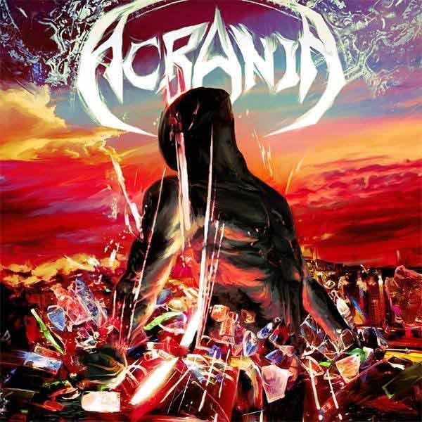 Acrania - Unbreakable Fury