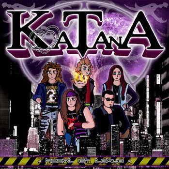 Katana - Heart of Tokyo