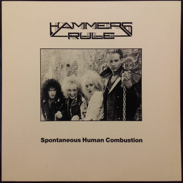 Hammers Rule - Spontaneous Human Combustion
