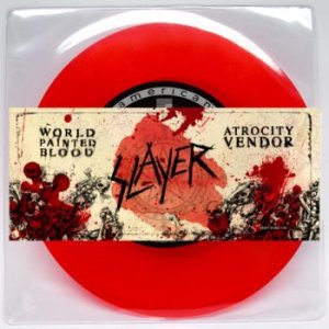 Slayer - World Painted Blood / Atrocity Vendor