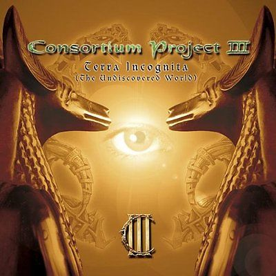 Consortium Project - Consortium Project III - Terra Incognita (The Undiscovered World)