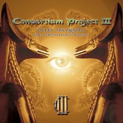 Consortium Project - Consortium Project III - Terra Incognita (The Undiscovered World)