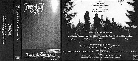 Faerghail - Dark Oceans Calm