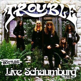 Trouble - Live Schaumburg 1993