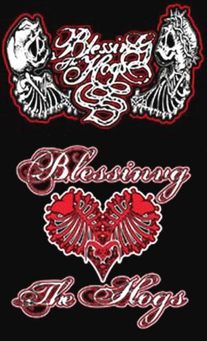 Blessing the Hogs - Logo