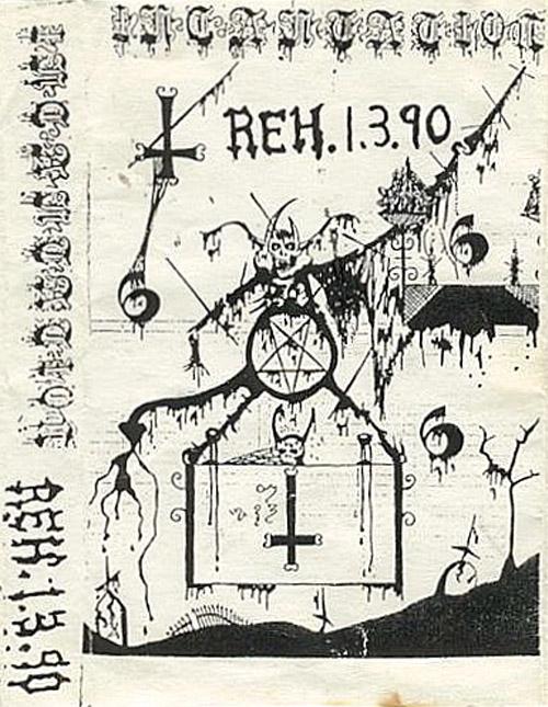 Incantation - Rehearsal Demo