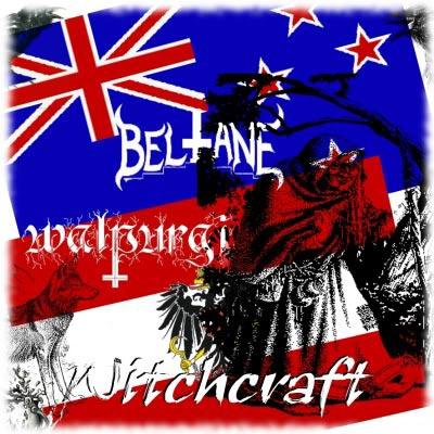 Beltane / Walpurgi - Witchcraft