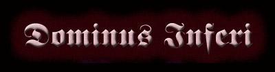 Dominus Inferi - Logo