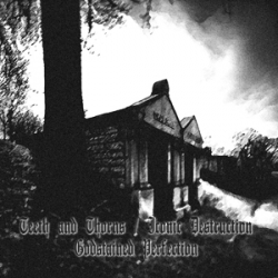Iconic Destruction / Teeth and Thorns - Godstained Perfection