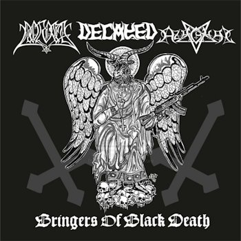 Decayed / Azaghal / Погост - Bringers of Black Death