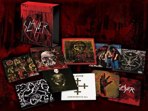 Slayer - The Vinyl Conflict