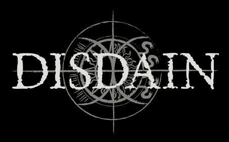 Disdain - Logo
