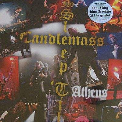 Candlemass - No Sleep 'til Athens