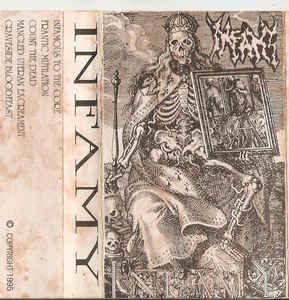 Infamy - Count the Dead