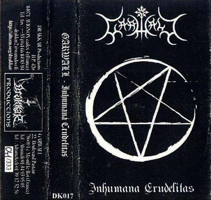 Garwall - Inhumana crudelitas