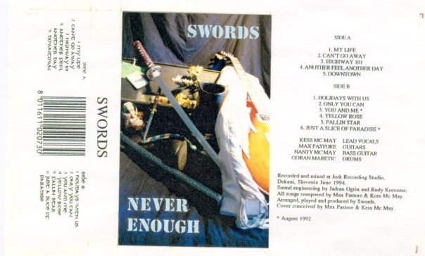 Swords - Never Enough